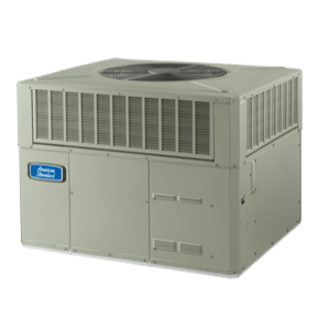 American Standard Silver 14 Air Conditioner System.